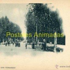 Postales: (L0261) LERIDA - RAMBLA DE SAN FERNANDO - HAUSER Y MENET. Lote 46491202