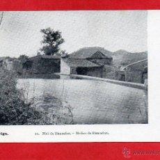 Postales: LA GARRIGA. 20 MOLÍ DE BLANCAFORT. Lote 46545502