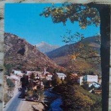 Postales: POSTAL DE RIBAS DE FRESER. GIRONA. SIN MATASELLOS PERO ESCRITA POR DETRÁS. MUY BUEN ESTADO. Lote 46613636