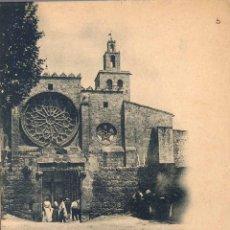 Postales: SAN CUGAT DEL VALLÉS (BARCELONA).- MONASTERIO. Lote 46748434