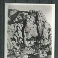 Postales: LOTE DE 6 FOTOS POSTALES ANTIGUAS DE BARCELONA - MONTSERRAT SIN CIRCULAR. Lote 46772061