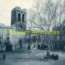 Postales: (A04865) LLANSA - PLAZA - ROISIN Nº8. Lote 47017822
