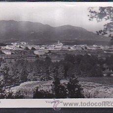Postales: POSTAL SANT CELONI VISTA PARCIAL FOT. MARCH. Lote 47145866