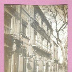 Postales: MUY BUENA FOTO POSTAL DE SABADELL - CAFE CONDAL FACHADA DE OBRADORS Y BOIXADERA SIN Nº. Lote 47174853