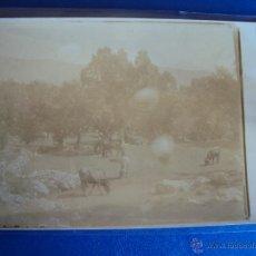 Postales: (PS-43493)POSTAL FOTOGRAFICA DE SAN LLORENS DE MORUNYS-MANUSCRITA FOTOGRAFO JOAN PINTO. Lote 47266334