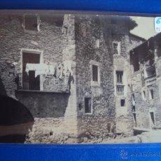 Postales: (PS-43499)POSTAL FOTOGRAFICA DE SAN LLORENS DE MORUNYS-MANUSCRITA FOTOGRAFO JOAN PINTO. Lote 47266513