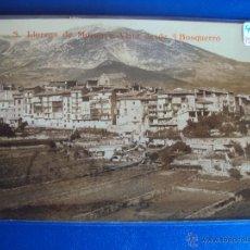 Postales - (PS-43501)POSTAL FOTOGRAFICA DE SAN LLORENS DE MORUNYS-VISTA DESDE.. MANUSCRITA FOTOGRAFO JOAN PINTO - 47266597