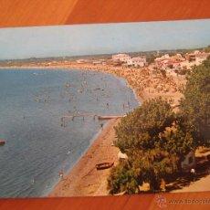 Postales: POSTAL GERONA COSTA BRAVA ROSAS PLAYA. Lote 47267799