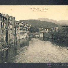 Postales: POSTAL DE RIPOLL: EL TER (ROISIN 14). Lote 47284078