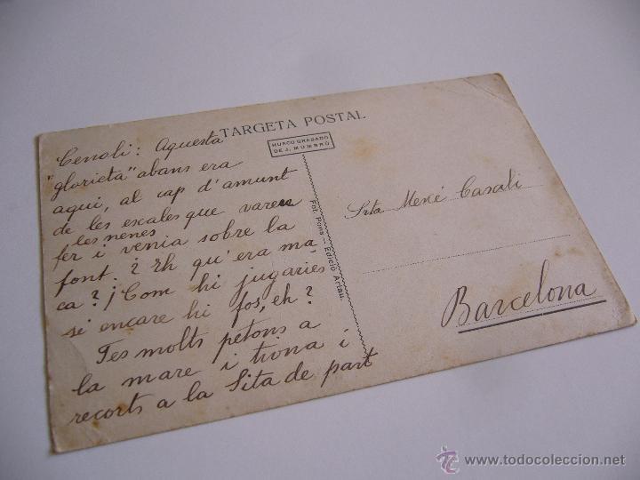 Postales: Postal antigua Blanes. Començament de la costa brava fins Tossa. Fot. Pons. Ed. Artau. Mumbru - Foto 2 - 47326112