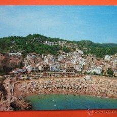 Postales: POSTAL - GERONA - TOSSA DE MAR - V.C. ED. Y DISTR. FABREGAT - NO CIRCULADA. Lote 47648009