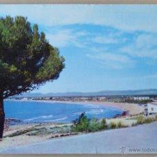 Postales: SALOU - VISTA PANORÁMICA Y AL FONDO SALOU Y SU PLAYA - 13 - CASA CHINCHILLA. Lote 47700363
