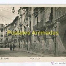 Postales: (A04980) SEO DE URGEL - CALLE MAYOR - NURI. Lote 47995693