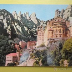 Postales: MONTSERRAT. BARCELONA.. Lote 48306013