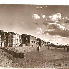 Postcards - TORTOSA 17. Margen izquierda del Ebro. Foto Daufi. escrita 1964-Vell i Bell. - 48450059
