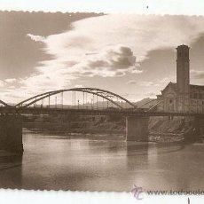 Postcards - TORTOSA 23. Puente sobre el Ebro. Ed.Garcia Garabella -Vell i Bell. - 48450102