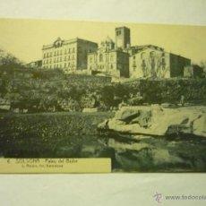 Postales: POSTAL SOLSONA .-PALAU DEL BISBE.--FOTO ROISIN.--CM. Lote 48525109
