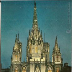 Postales: BARCELONA, LA CATEDRAL - ZERKOWITZ Nº 2003 - SIN CIRCULAR. Lote 48534451