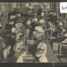 Postales: BARCELONA - 26 - ESCUELA DE REFORMA - ASILO DURAN - SILLERIA - ROISIN - (30774). Lote 48649154