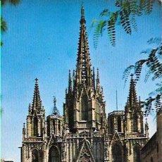 Postales: POSTAL * BARCELONA ,CATEDRAL * ZERKOWITZ. Lote 48733905