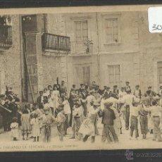 Postales: LA ESCALA - BAILANDO LA SARDANA - J.ESQUIROL - (30979). Lote 48743978