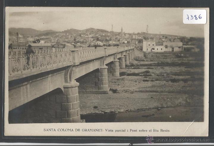 Santa coloma de gramenet vista parcial i pont comprar for Chiquipark en santa coloma de gramenet