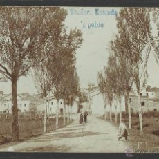 Postales: TORDERA - ENTRADA AL POBLE - FOTOGRAFICA - (31047). Lote 48777980