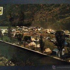 Postales: POSTAL LLEIDA.SORT.CAMPING NOGUERA PALLARESA. Lote 48830327