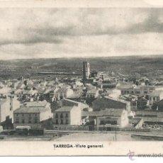 Postales: TARREGA-LLEIDA. Lote 48831916