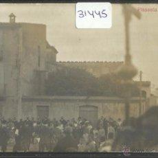 Postales: CASTELLTERÇOL - PLASSETA D'EN PAYES -FOTOGRAFICA - (31445). Lote 48906998