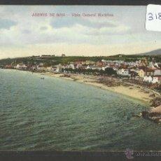 Postales: ARENYS DE MAR - VISTA GENERAL MARITIMA - ED JOSE BRAS - (31809). Lote 49032123