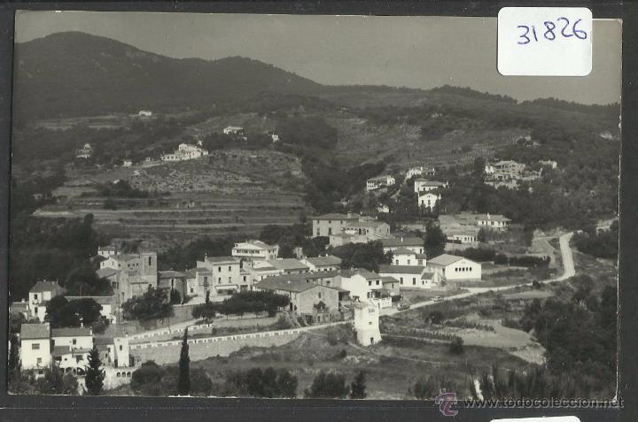 ORRIUS - (31826) (Postales - España - Cataluña Antigua (hasta 1939))
