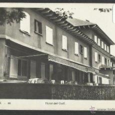 Postales: PUIGCERDA - 66 - HOTEL DEL GOLF - FOTOGRAFICA E. PIAS - (31990). Lote 49108127