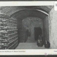 Postales: SANT ESTEVE DE SESROVIRES - CASA CANALS & NUBIOLA - 5 - CAVA SANT JORDI - TIP· EL SIGLO XX - (32047). Lote 49115298