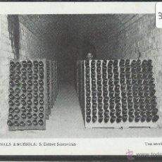 Postales: SANT ESTEVE DE SESROVIRES - CASA CANALS & NUBIOLA - 6 - SECCION PUPITRES- TIP· EL SIGLO XX - (32048). Lote 49115303