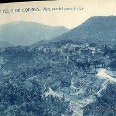 Postales: SANT FELIU DE CODINES--VISTA PARCIAL-11---- THOMAS-. Lote 49153446