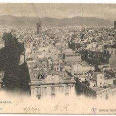 Postales: BARCELONA. HAUSER Y MENET. DORSO SIN DIVIDIR. Lote 49276367
