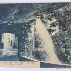 Postales: POSTAL SAN MIGUEL DEL FAY - LA IGLESIA. SIN CIRCULAR. NÚM. 13. L. ROISIN FOT. BARCELONA. Lote 49298115
