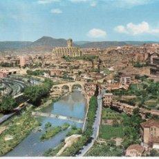 postal de manresa nº16 vista panoramica
