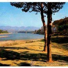 Postales: TARRAGONA MORA DE EBRO VISTA PARCIAL. ED. RAYMOND. ESCRITA. Lote 49418885