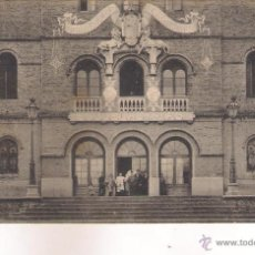 Postales: POSTAL DE REAL COLEGIO TARRASENSE - TERRASA -. Lote 49464501