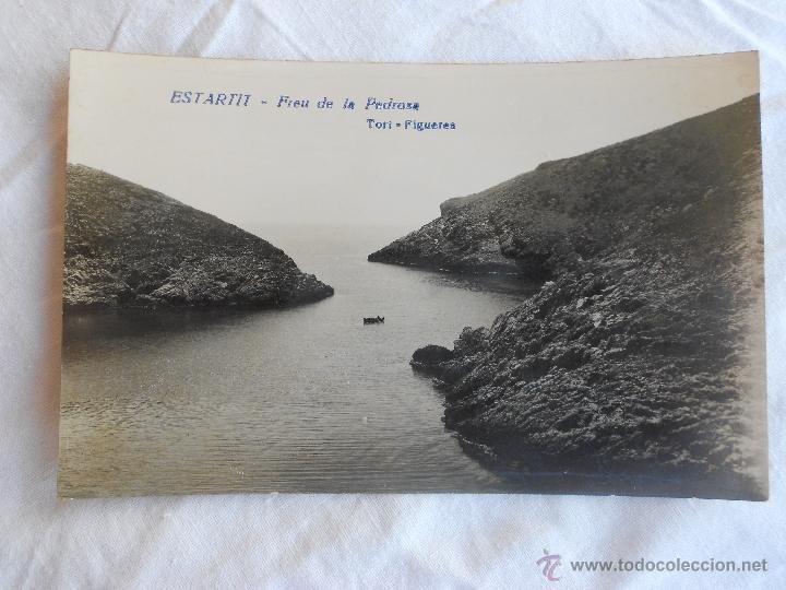 ESTARTIT - FREU DE LA PEDROSA - TORT FIGUERES (Postales - España - Cataluña Moderna (desde 1940))