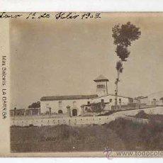 Postales: LA GARRIGA. BARCELONA. MAS BALCELLS. Lote 49513265