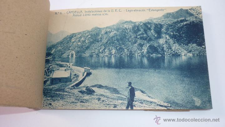 Postales: Instalaciones Hidro-Eléctricas. Lleida. Pobla de Segur. Bloc con 17 postales - Foto 3 - 49520489