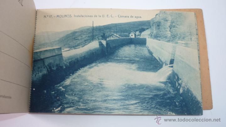 Postales: Instalaciones Hidro-Eléctricas. Lleida. Pobla de Segur. Bloc con 17 postales - Foto 5 - 49520489