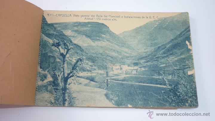 Postales: Instalaciones Hidro-Eléctricas. Lleida. Pobla de Segur. Bloc con 17 postales - Foto 6 - 49520489