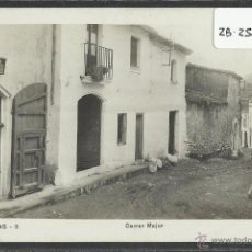 Postales: CANYELLAS - CARRER MAJOR - FOTOGRAFICA - (ZB-2567). Lote 165194769