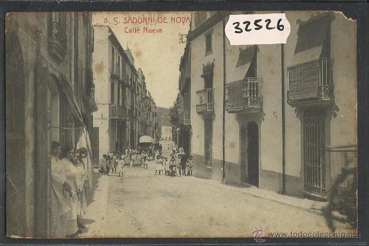 Sant sadurni d 39 anoia 8 calle nueva roisin comprar postales antiguas de catalu a en - Muebles sant sadurni d anoia ...