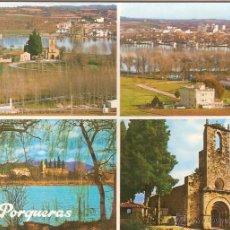Postales: PORQUERES (GIRONA), VARIS ASPECTES - PIC Nº 3530 - SIN CIRCULAR. Lote 49651547