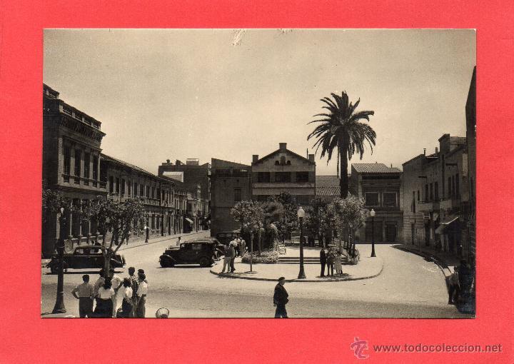 HOSPITALET DEL LLOBREGAT. 5 PLAZA AYUNTAMIENTO. LAMSA (Postales - España - Cataluña Moderna (desde 1940))